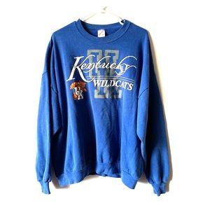 Other - Vintage Kentucky Wildcats crewneck sweatshirt